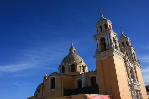 Azul y Amarilllo en Puebla