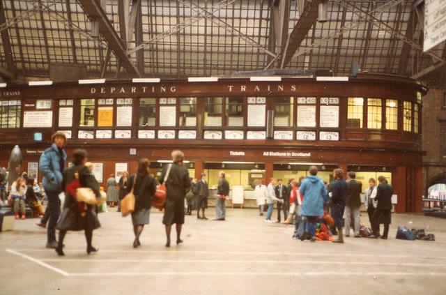 Glasgow 1983: Central Station