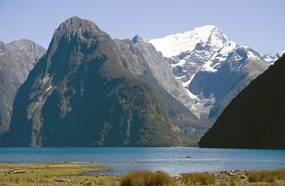 Milford Sound  - Majestic Scale
