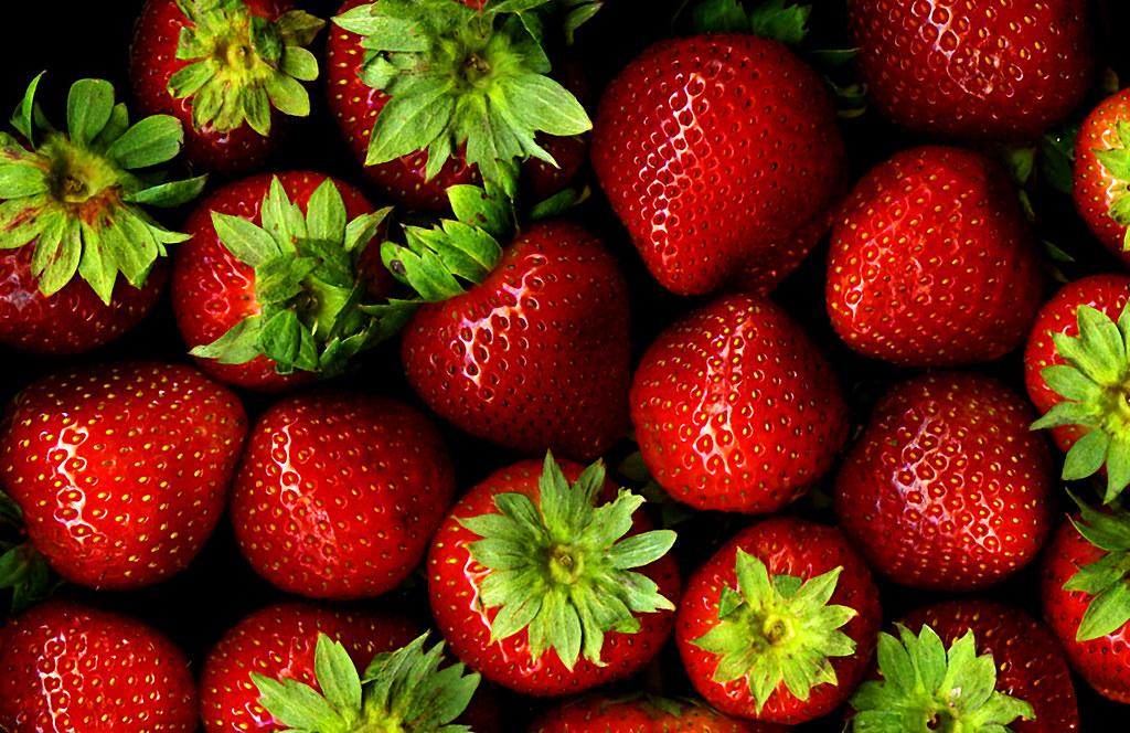 Strawberries | Sharon Mollerus | Flickr