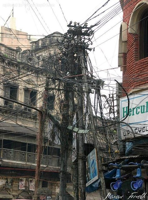 Surprising Electrical Wiring Overload In India When You Call Customer Flickr Wiring 101 Akebretraxxcnl