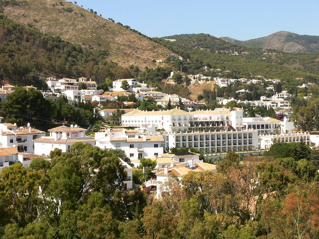 Mijas Houses
