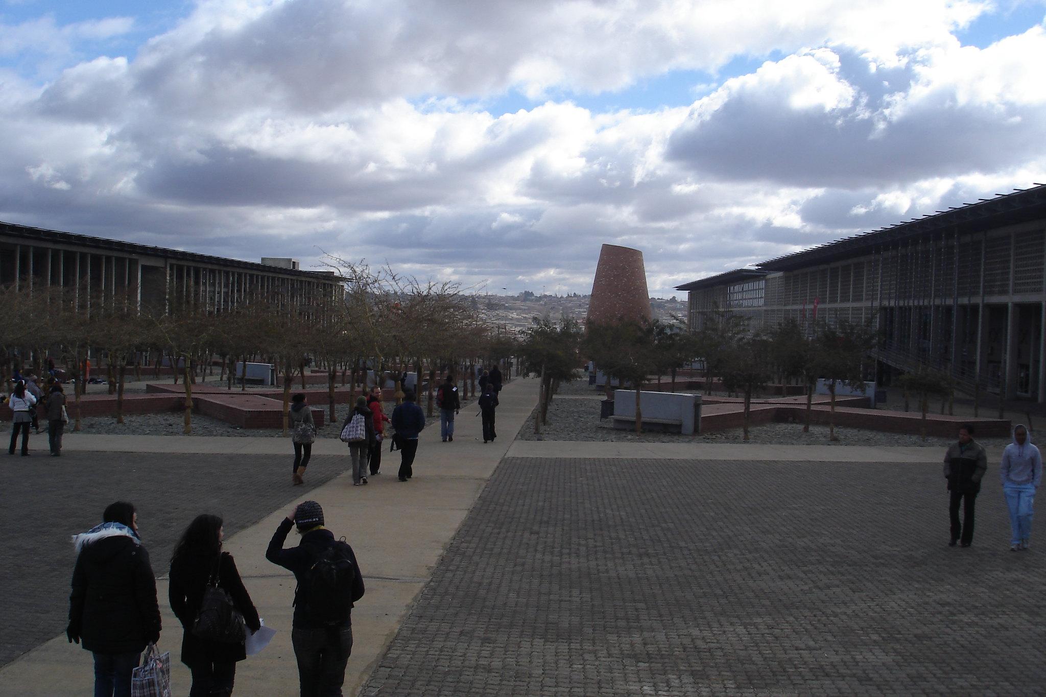 Walter Sisulu Square - Soweto