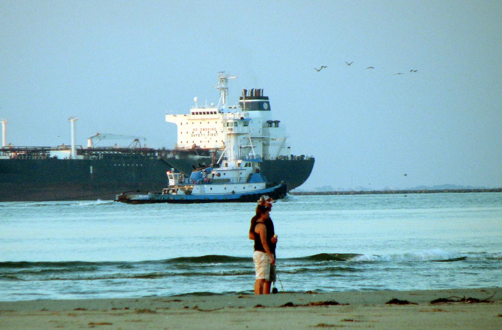 Galveston/Houston Ship Channel