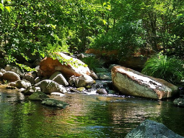 Wet Beaver Creek at Bell Crossing