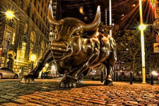 Wall Street Bull | by Anthony_Walker
