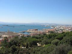 Gibraltar Hafen Harbour