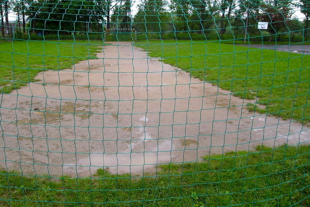 Boisko / Soccer pitch
