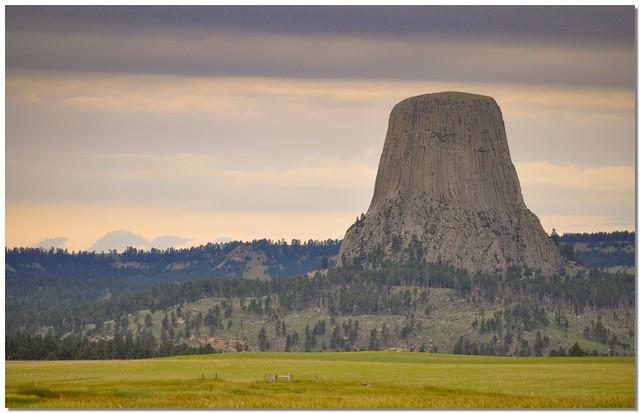 Devils Tower - Wyoming