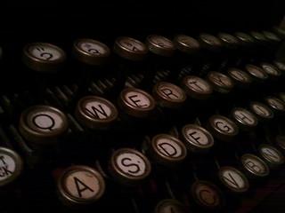 Typewriter | by mikeymckay