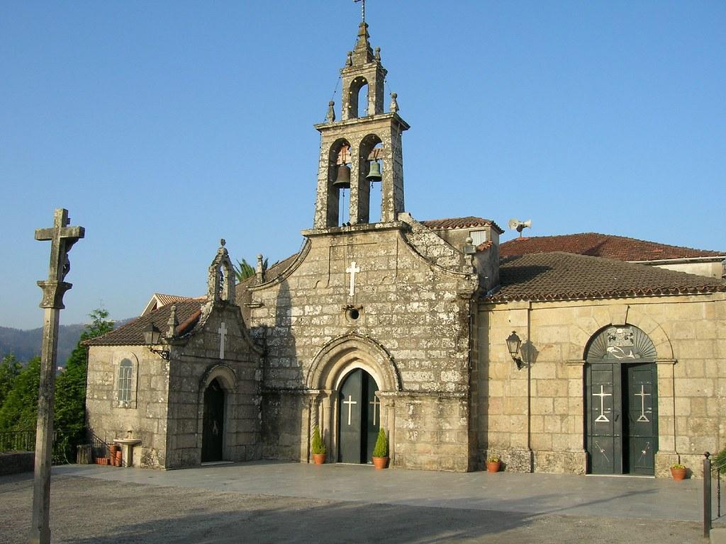Iglesia de Santiago de Arcade | La iglesia fue edificada en … | Flickr