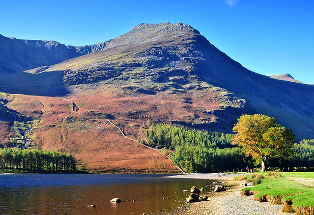 An October day at Buttermere