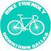 Bike Friendly Downtown Dallas