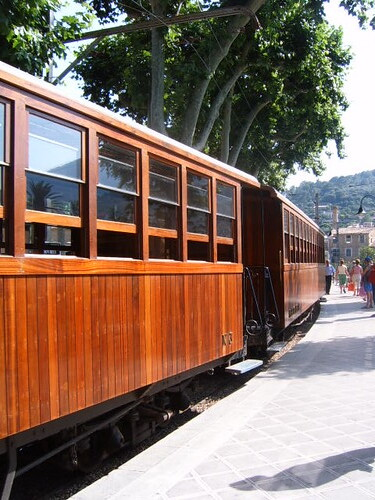 Leaving Soller | by Annie Mole