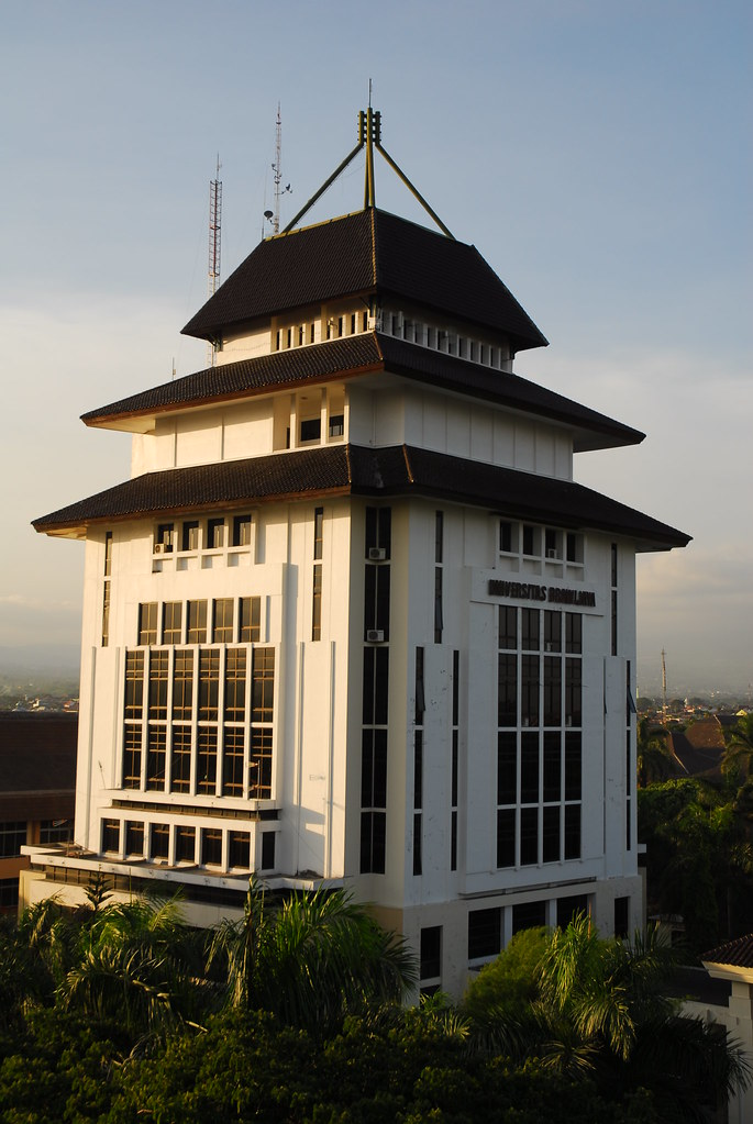 Universitas Brawijaya Gedung Flickr