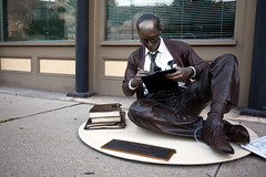Seward Johnson Sculpture Walking Tour - Albany, NY - 10, Jun - 35 by sebastien.barre