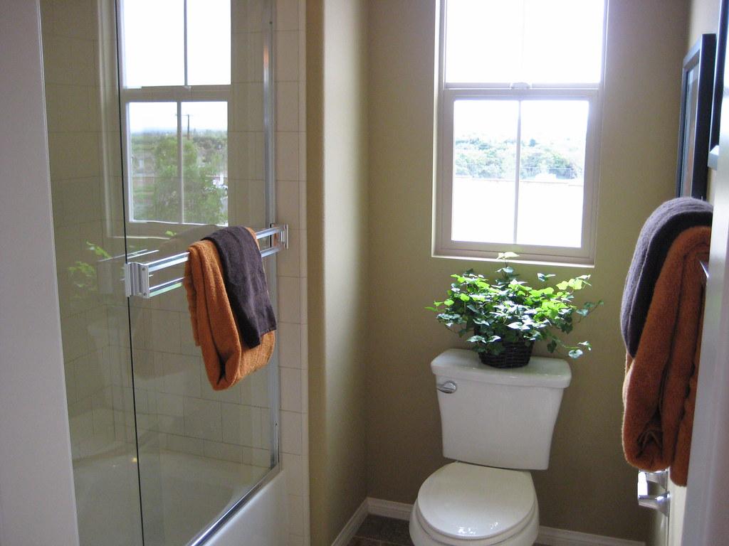 2nd Floor Guest Bathroom Shared Between Two