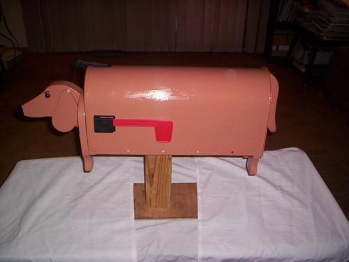Doxie mailbox 002 | by wriccobene