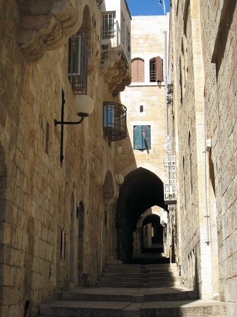 Jerusalem, sunny day