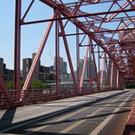 NYC - Roosevelt Island: Roosevelt Island Bridge