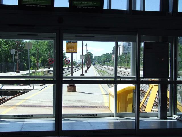 Gare Lucien L'Allier