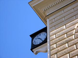 Clock remembering the terror attack