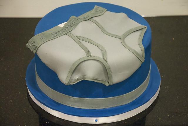 C2013 - Stanfield underwear cake