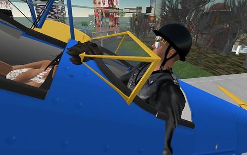 Flying Volare