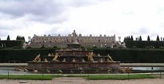 Versalles Francia 21 estatuas esculturas fuente