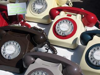 Old British telephones | by DanBrady
