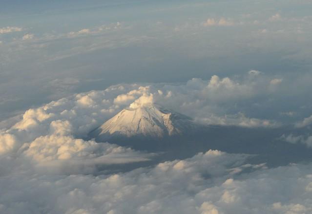 Vulcão Popocatepetl - México