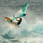windsurfing in Maui,10Nov10.18