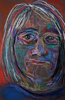 Gillian Mowbray as wise woman for JKPP