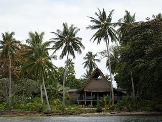 Main Hut Uepi Island Resort | by Xplore Dive