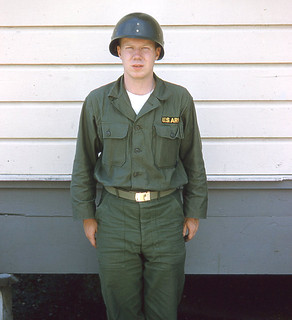 Fort Dix - Roger in Fatigues (1958)