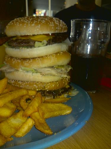 Burger Helsinki