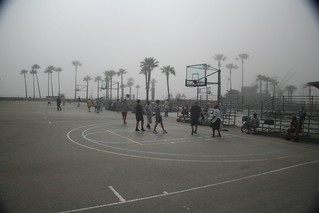Foggy Courts | by irene.
