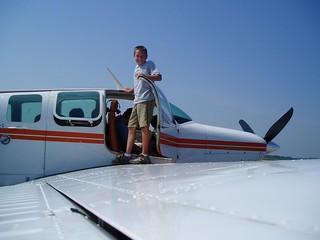 Bonanza flight 003