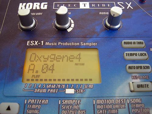 Korg Electribe SX - an album on Flickr