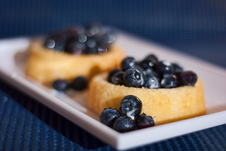 Blueberry Shortcake | by ...-Wink-...