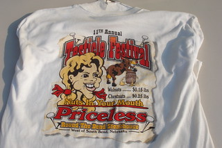Testicle Festival T-Shirt (2004) | by snekse