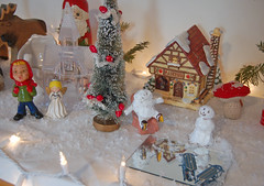 Calvin's Wintry Wonderland   by SouleMama