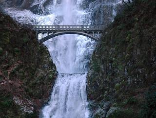 The Frozen Bridge | by saldous
