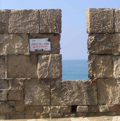 Stupid Wall Sign | by Minor Prophet