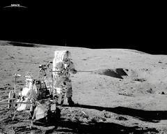 Working On The Moon | by NASAImageoftheday