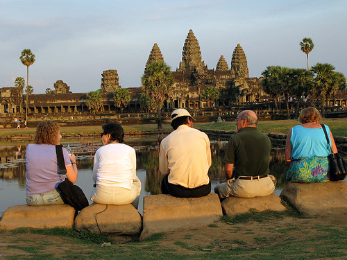 Angkor Wat In These Latter Days / Cambodia, Siem Reap | by flydime