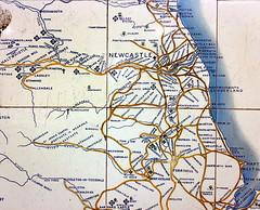 NER Tile Map segment Beverley