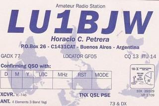Qsl Card 1999