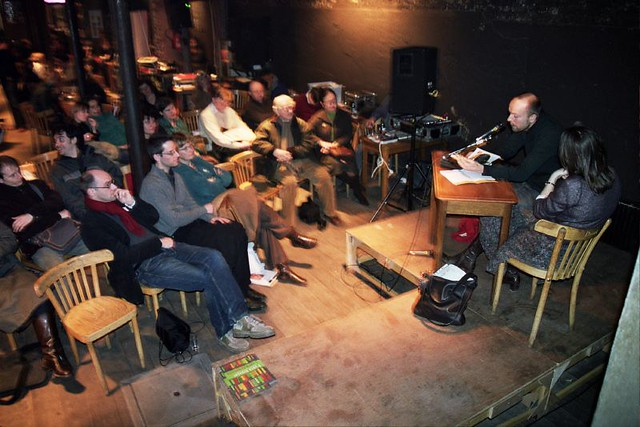 Festival Vers Brussel 2006 : Oscar Van den Boogaard