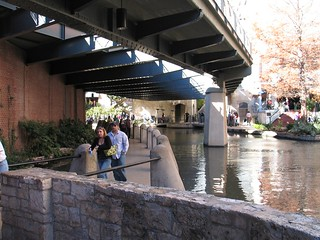 River Side in San Antonio, Texas